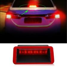 5 LED 12V Universal Car High Mount Rear Third 3rd Brake Stop Tail Light Lamp Red