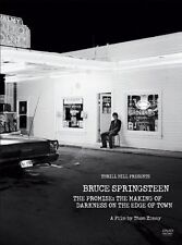 Bruce Springsteen Promise Making of Darkness on Edge of Town DVD T-shirt - NEW