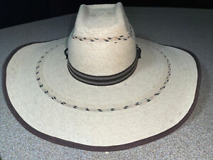 Strong Palm Straw Hat