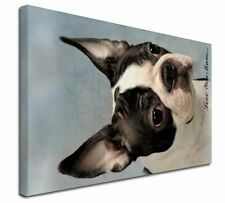 More details for boston terrier dog 'love you mum' x-large 30