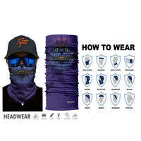 Multi-use Face UV Tube Cycling Bicycle Caping Tube Neck Balaclava Scarf Headwear