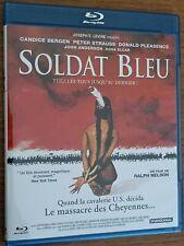 SOLDAT BLEU soldier blue | BLU-RAY FR Edition