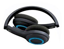 Logitech H600 Black/Blue Headband Headsets