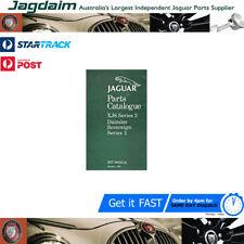 New Jaguar XJ6 Series 2 Parts Catalogue RTC9883CA