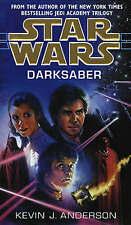 Very Good 0553408801 Paperback Star Wars: Darksaber v. 8 Kevin J. Anderson
