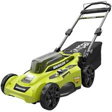 RYOBI 20 in. 40-Volt Brushless Lithium-Ion Cordless Lawn Mower (Tool only)