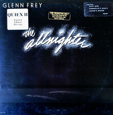 GLENN FREY - THE ALLNIGHTER - MCA - 1984 LP - PROMO - QUIEX II - LIMITED EDITION
