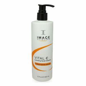 Image Skincare Vital C Hydrating Facial Cleanser 12 oz / 355 ML SEAL EXP 6/2022