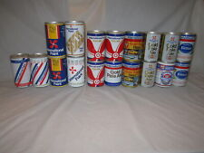 18 International Paint Beer Cans Gold Pale Ale Eagle Bitter etc