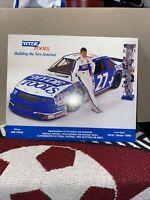 "Roy Payne #27 ""Hyde Tools"" Nascar Racing Postcard"