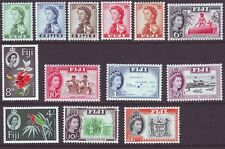 Fiji 1959 SC 163-175 MH Set