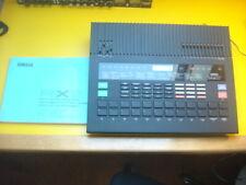Yamaha RX 5 RX5 Vintage Drumcomputer 12 Bit crounchy Sounds