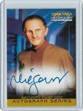 Star Trek Deep Space Nine MFTF Autograph Card A5 RENE AUBERJONOIS - CHIEF ODO