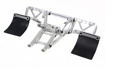 CNC Metal rear bumper set for 1/5 hpi baja 5t 5sc rc car parts