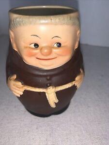 Vintage Hummel Goebel Friar Tuck Monk Tankard / Coffee Mug T74/0