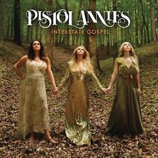 Pistol Annies - Interstate Gospel [CD] Sent Sameday*