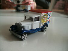 "Matchbox Model A Ford ""matchbox 50"" in White"