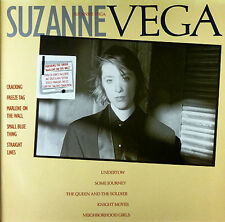 Suzanne Vega - Same - LP - washed - cleaned - L2982