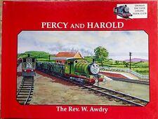 Thomas the Tank Engine book club Rev. W. Awdry Percy & Harold Percy takes Plunge
