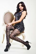 Lady's Fishnet Pantyhose One Size, Wild Animal, Yelete, Ships From California!!
