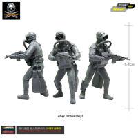 1/35 Russian Frogman Special Forces Resin Model Kits Unpainted YuFan