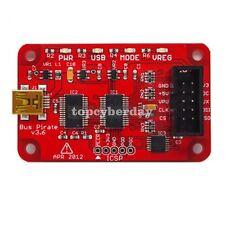 Bus Pirate V3.6 Universal Serial JATG Interface Module USB 3.3-5V f/ Arduino DIY