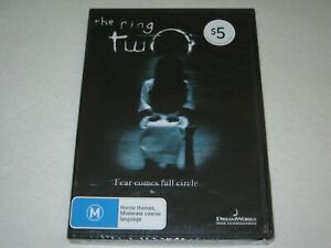 The Ring Two - 2 - Brand New & Sealed - Region 4 - DVD
