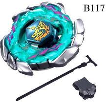 Blitz Unicorno Striker 4D Metal Fusion Fight Fury Beyblade Launcher Master Toys