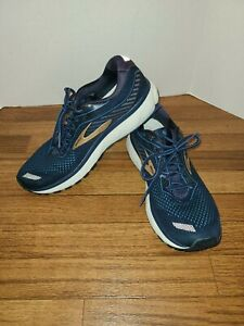 Brooks Ghost 12 Women's Comfort Cushioned Athletic Sneakers Size 11 medium(D)