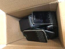 LOT OF 25 BlackBerry SQC100-4 Classic,q10,z30,q5,bold 9900,Torch 9800-Broken