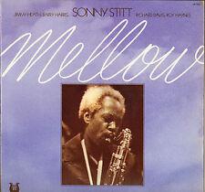 """SONNY STITT """"MELLOW"""" SAXO JAZZ LP 1975 MUSE 5067"""