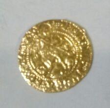 Riproduzione Henry Placcato Oro V111 Half-Angel Coin