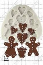 People Sugarcraft and Chocolate Moulds for Cake Decorating