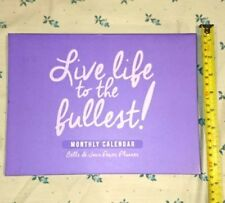 Original Lavender Belle de Jour Power Planner for PHP 750