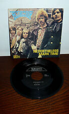 """ECLECTION  MARK TIME  7"""" PS  ITALY  1968  BEAT-PSYCH   ( HULTGREEN - ROSEN )"""