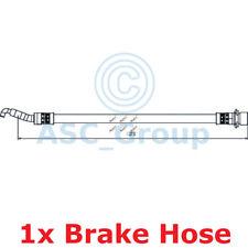 APEC BRAKING 273mm Scheibe Bremssattel flexibel GUMMISCHLAUCH hos4071