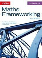 KS3 Maths Pupil Book 2.2 by Evans, Kevin|Gordon, Keith|Senior, Trevor|Speed, Bri