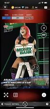 Asuka-Topps Now Money In The Bank May 10-WWE Slam Digital Card