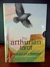 The Arthurian Tarot  Book And Cards Box Set 2002 SC