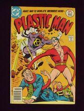 Plastic Man, Vol. 5, No. 16, February-March, 1977, Dc, 9.2, Nm-