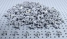 Lego Light Bluish Grey 1x1 Plate with Clip (4085 / 60897) x20 *NEW* Star Wars
