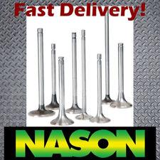 8 x Nason Exhaust Valves fits Mazda L3-VDT 3 BK BL 6 GG Cx7 ER