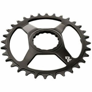RaceFace Cinch Direct Mount Steel Narrow/Wide Chainring 30T Black