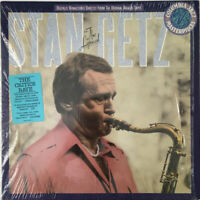 Stan Getz - The Lyrical Stan Getz (Vinyl LP - 1988 - US - Original)