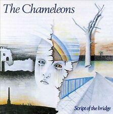Chameleons Script Of The Bridge Uk Cd Original Issue w bonus tracks