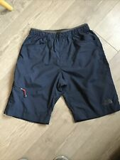 """❤️THE NORTH FACE Mens Shorts Size S/ P 29"""" - 31"""" Navy Blue"""