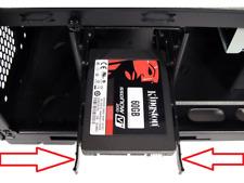 COOLER MASTER HAF XB SSD RAILS. SET A 2 PIECES. NEW