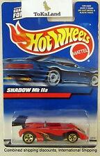 Hot Wheels 2000 149 Red Red Shadow Mk IIa Car
