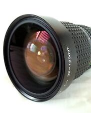 Pentax SMC Pentax-A Zoom f/4 28-135mm MACRO Lens MINT CONDITION w Mamiya 77mm PL