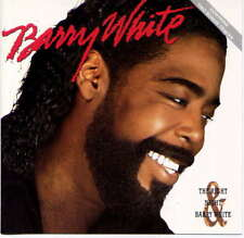 BARRY WHITE -  The right night & Barry White - CD album
